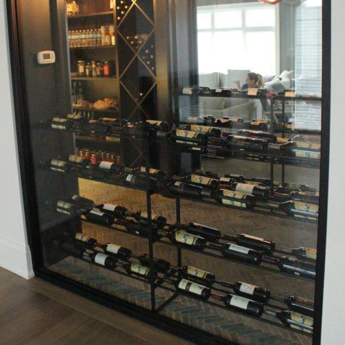 Climatized Wine Room1