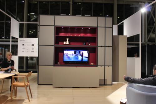 IDS show Display cubitat  enclosures