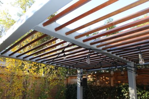 Structural steel trellis1